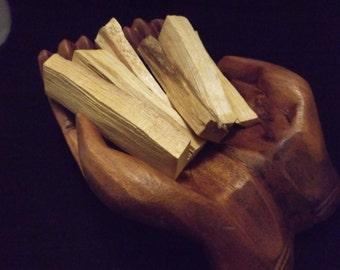 Palo Santo Wood Sticks / Holy Wood / Incense Wood Sticks / Sacred Wood Essence