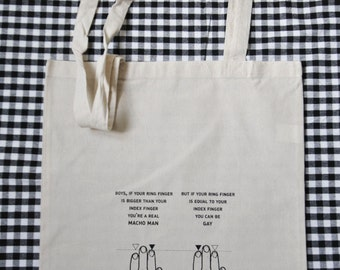 Tote Bag // Gay