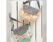 Easy Cross Body Bag Sewing Pattern Download (803951)