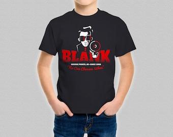 Grosse Pointe Blank Kids T-Shirt - Funny Children's 90s Cult Movie Homage Shirt - Boys Girls John Cusack Graphic Top