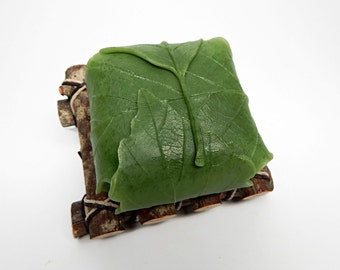 Leaf Wrap Soap - Choose your Scent