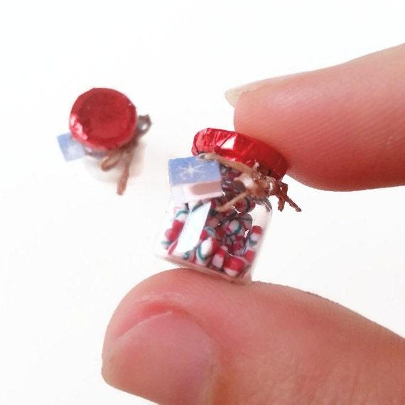 Miniatura casa delle bambole caramelle scala 1 12 caramelle - Casa di caramelle ...