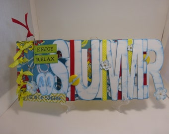 Summer Cutout Mini Album