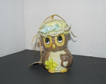 Cute Vintage Giftco Inc Owl Bell