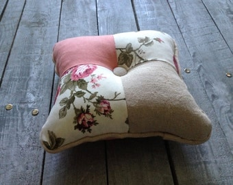 Pillow in vintage