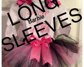 Make Mine Long Sleeved!!!  I Prefer Long Sleeves! ADD long sleeves to my separate order