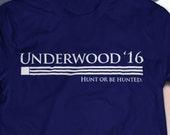 UNDERWOOD '16 SHIRT
