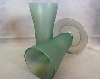 Tall Tupperware Dessert Cups
