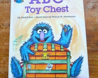Sesame Street Book, ABC Toy Chest