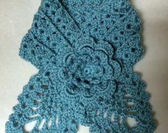 Vintage Inspired Neckwarmer