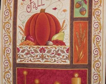 Fabulous Fall Panel