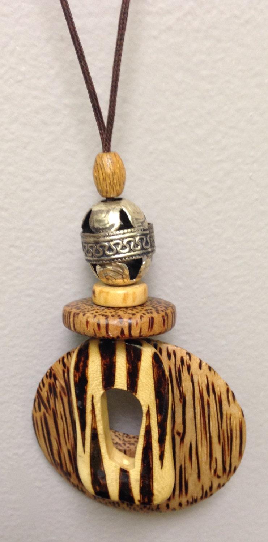 necklace cord wood cord pendant philippines handmade