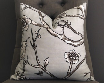 Pillow Cover, Bird Pillow Cover, MEADOW