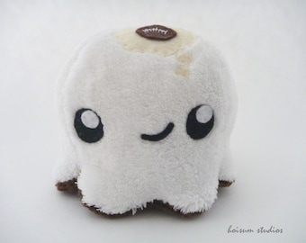 Octopus Plush - The Thoughtful Tako *I Love Football*
