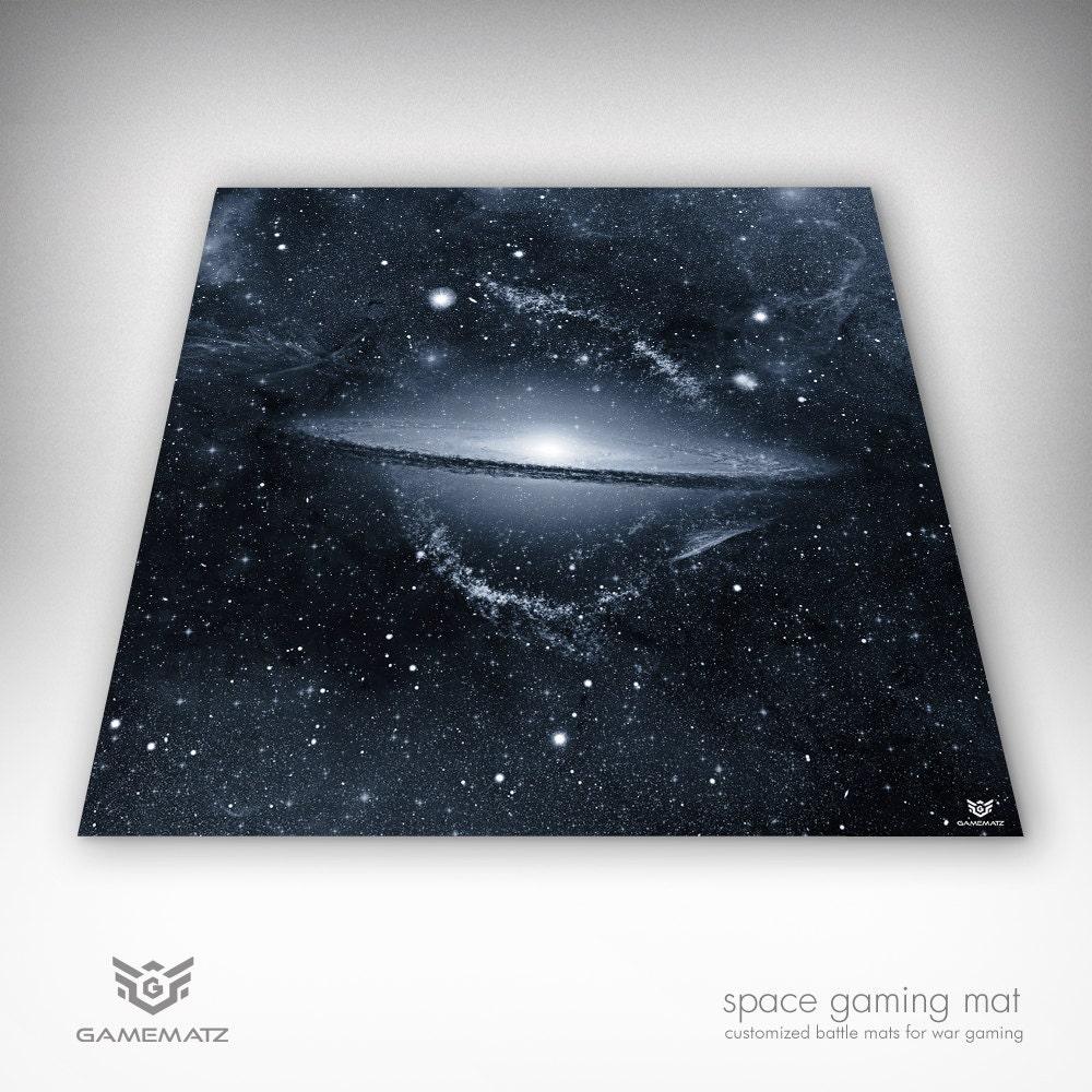 Gaming Battle Mat Deep Space Vinyl Game Mat Ideal For Star