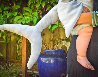 Great White Shark Baby Costume