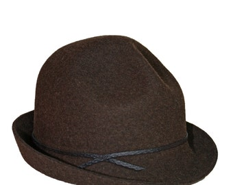 SHÖN - Women's Hand-Blocked Wool Felt Hat
