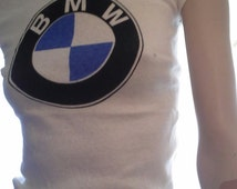 Vintage '80s BMW T-Shirt Unworn NOS Deadstock Ultimate Driving Shirt Germany Fast and Furious Tokyo Drift racing tshirt