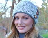 Crochet Pattern Cloche Hat Quick and Simple Crochet Hat Pattern Digital File Instant Delivery PDF Crochet Pattern