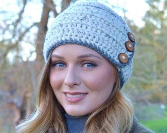 Crochet Pattern Cloche Hat Quick and Simple Crochet Hat Pattern Digital File Instant Delivery PDF Crochet Pattern