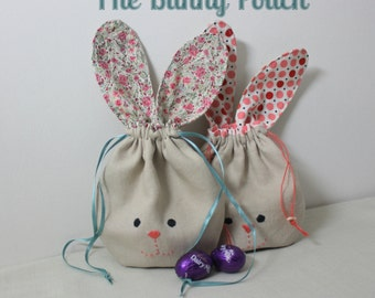 Bunny Pouch Pattern