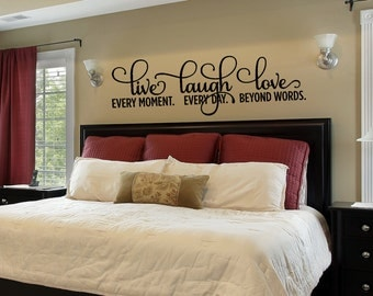 Wall Decals Murals Etsy - Vinyl decals for walls etsy