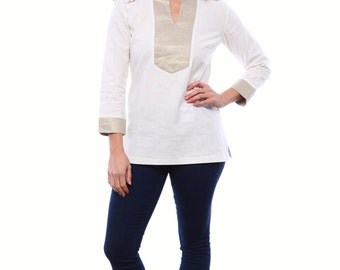 Classic Tunic for Women! Machine Washable & Effortlessly Chic