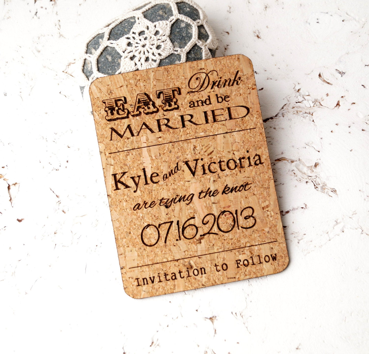 Save The Date Cards Rustic Save The Dates Wedding Save The