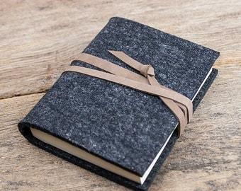 Gästebuch Notizbuch Tagebuch Skizzenbuch Filz, Leder, Paperblank Buch Hochzeit Geschenk Frauen Mutter Muttertag