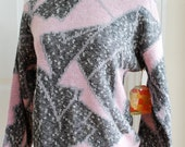 1980s Knit Sweater by Adele