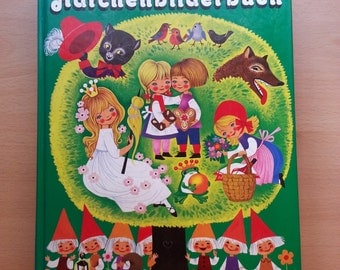 1980s Mein Schönstes Märchenbilderbuch (My Favourite Fairytale Picture Book)