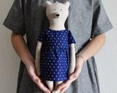 Miranda The Bear / Primitive Bear /Child friendly toys / Soft Bear - Best Friend for kids
