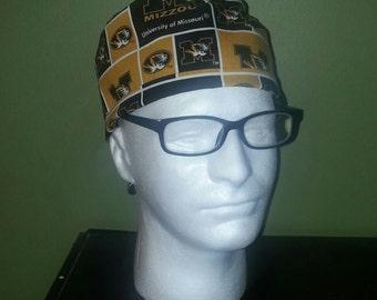 Men's Mizzou Surgical Scrub Hat