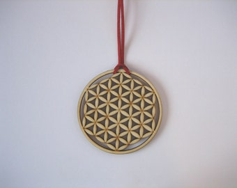 FLOWER OF LIFE Decor. Water energizing. Yoga Studio Decor. Meditation tool. Flower of Life Coasters. Housewarming Gift. Birth Gift