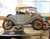 """Ford Model """"T"""" Wall Decor. 1977 Burwood Products Company, man cave, kids decor, buiness decor"""