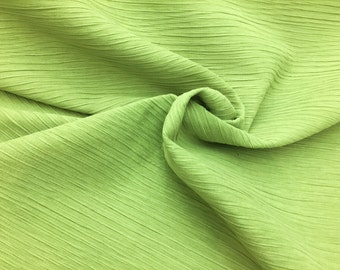 Lime Green Upholstery Fabric ( Sold By The Yard)