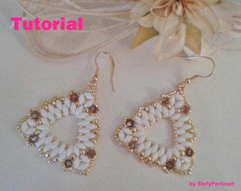 Tutorial pdf - Piramid earrings. Italian/English