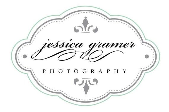 items similar to pre designed logo label logo elegant logo script logo frame logo photographers logo wedding planner on etsy
