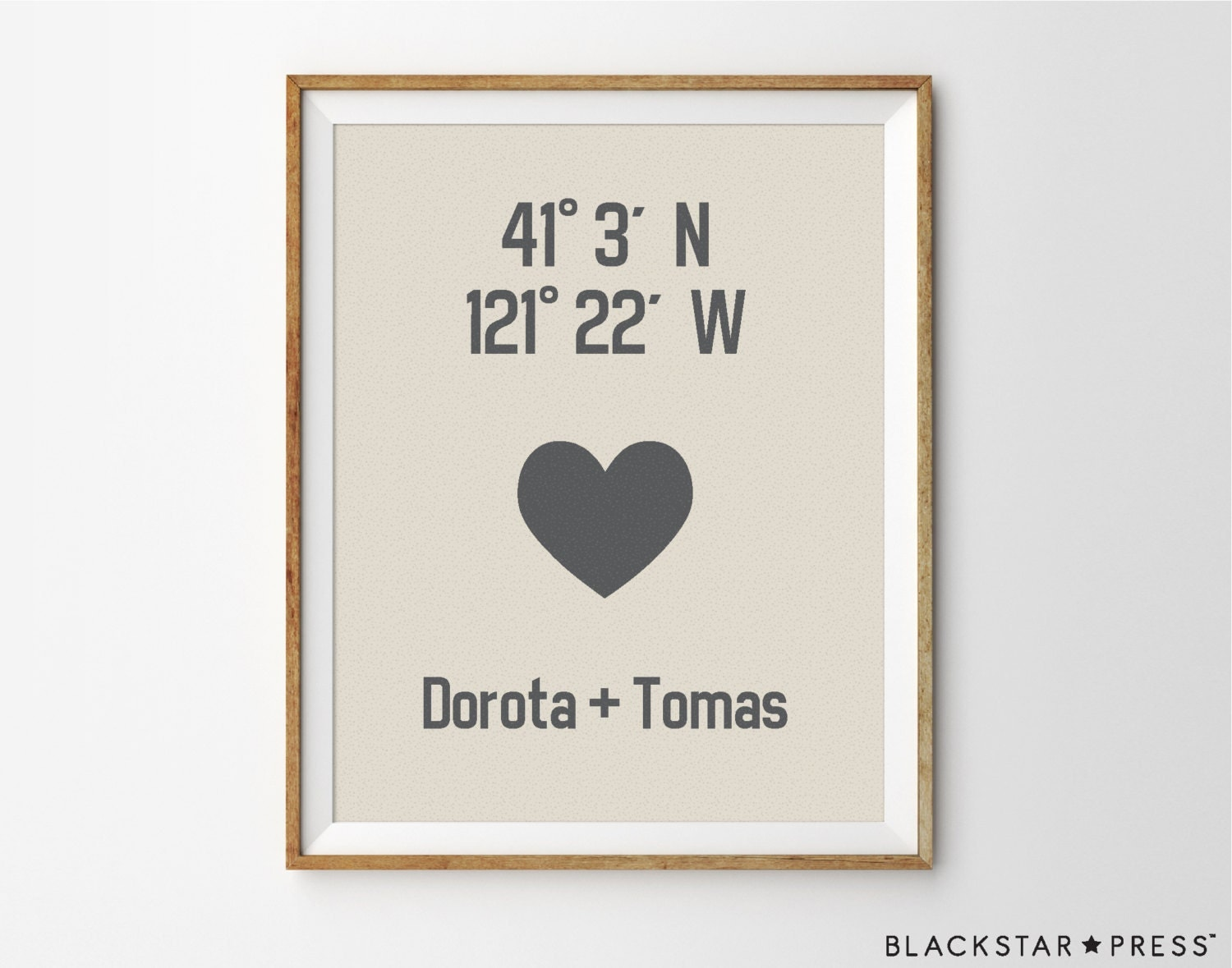 Housewarming gift for couple anniversary print by Best housewarming gifts for couples
