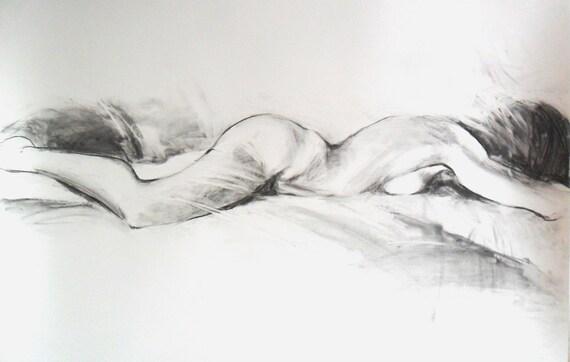 Modèles noirs nus femelle