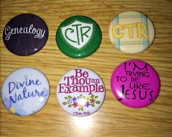 misc churchy magnets