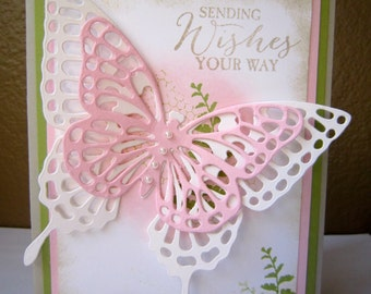 Bulk Order of 25 Handmade Cards for a variety of occasions-Birthday, Blank, Thinking of You, etc.
