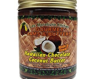 Hawaiian Chocolate Coconut Butter