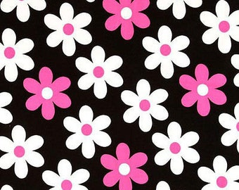 Michael Miller Plain Jane Fuchsia Fabric - By the Yard 45 inches wide CN503