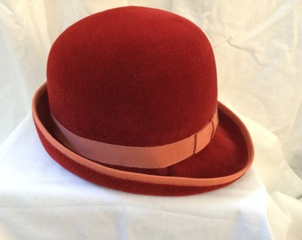Vintage Bonwit Teller Hat Made in France