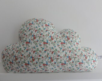 Cloud pillow flower in different sizes