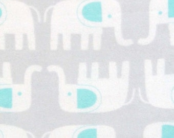 Teal Elephant - Swaddle Keeper