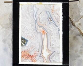 Unique Natural Crazy Lace Agate Intarsia pendant  bead ( #J1004)