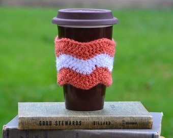 Chevron Coffee Sleeve
