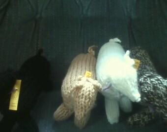 little stuffed pets